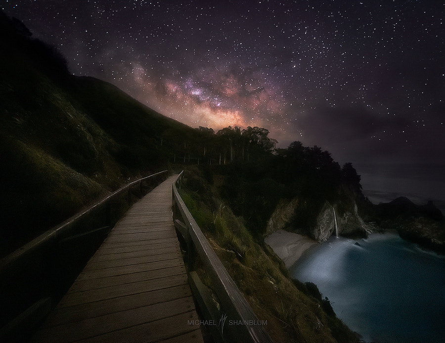 Photograph Lead Us To The Stars by Michael Shainblum on 500px
