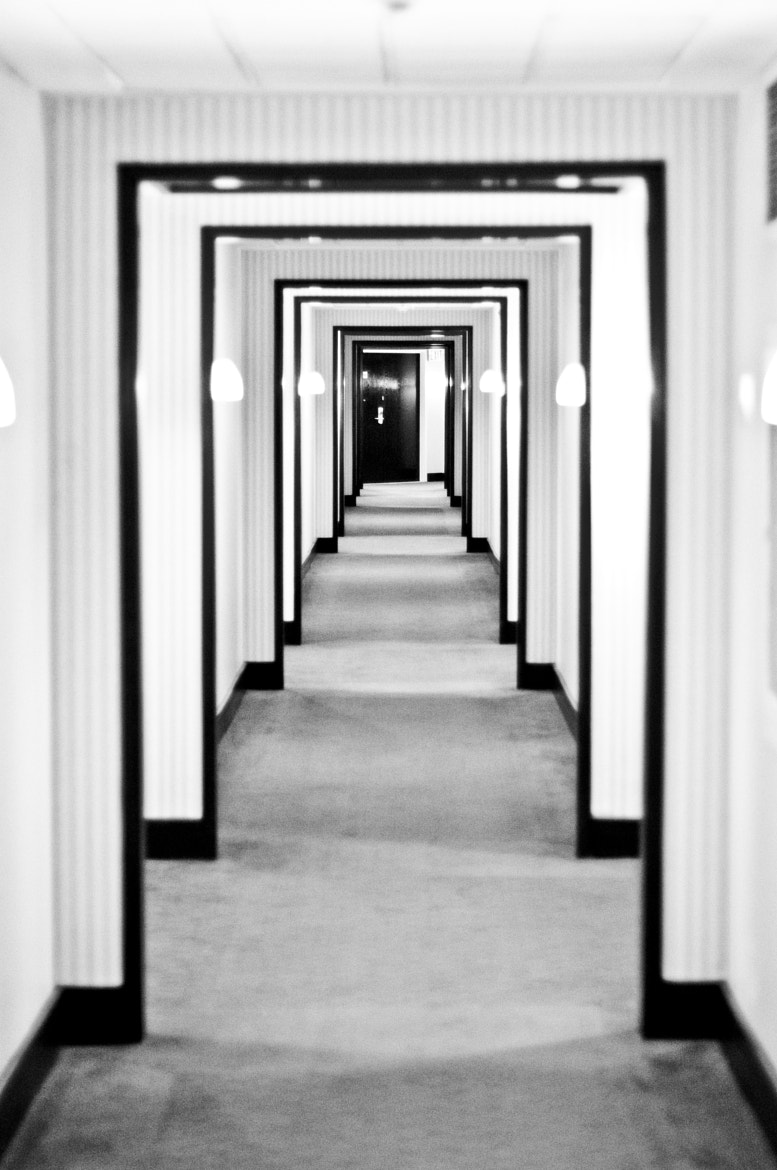 Photograph The straight and narrow by Shey Smith on 500px