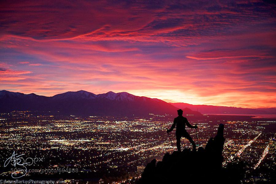 Photograph The Overlook by Adam Barker/AdamBarkerPhotography.com on 500px