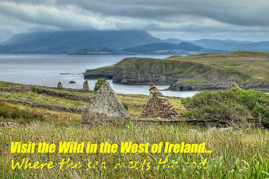 Photograph Wild West of Ireland by J. E. Bark on 500px