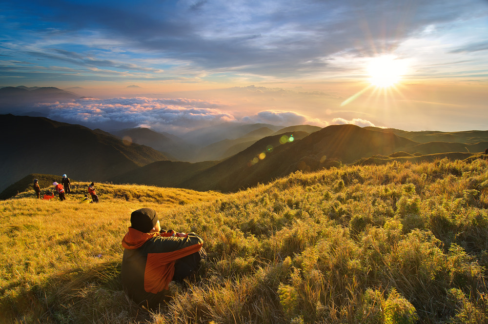 Photograph Mount Pulag - Benguet Philippines by Denison Tan on 500px