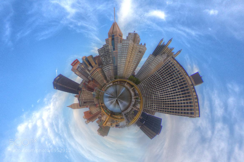 Photograph Steel City on Polar Panorama by Ziaur  Rahman on 500px
