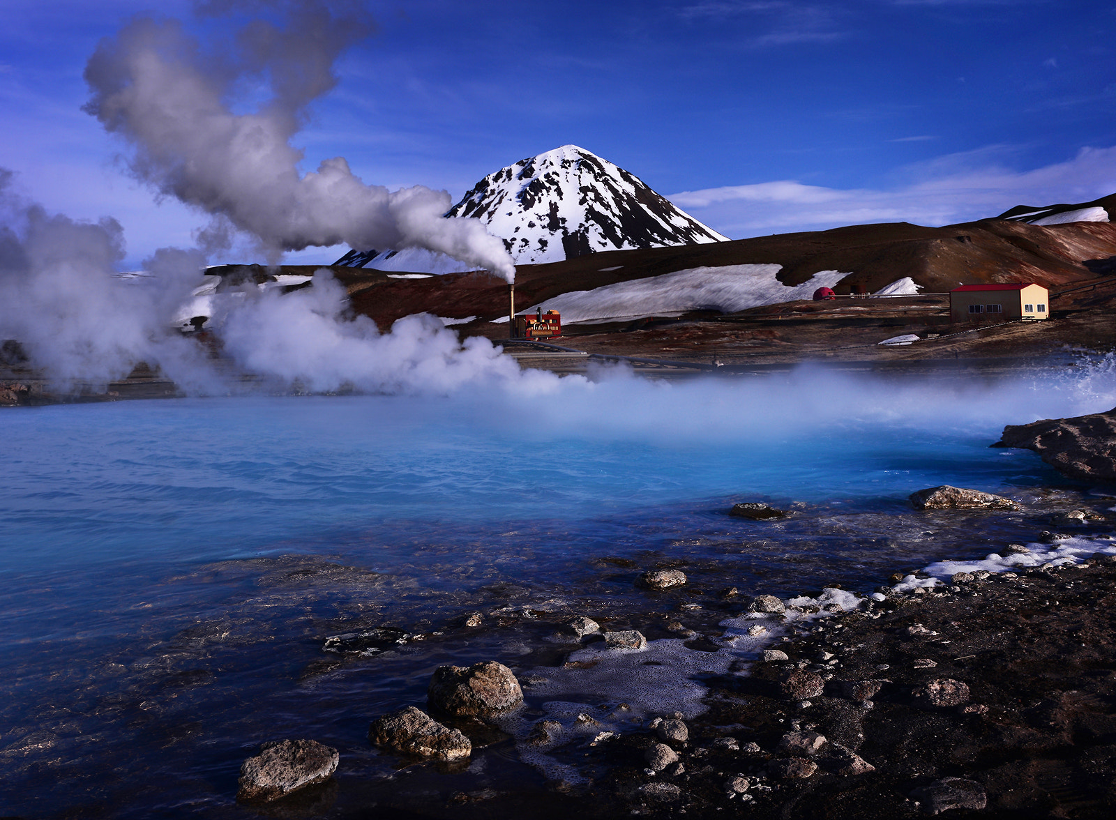 Photograph Geothermal station I by Weerapong Chaipuck on 500px