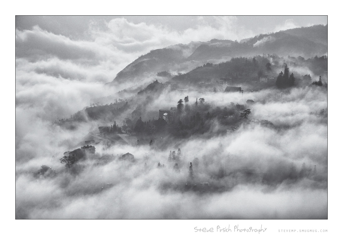 Photograph Sapa in the clouds by steve mp on 500px