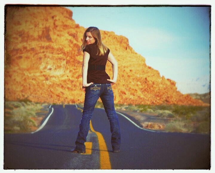 Photograph middle of the road by Rob M  on 500px
