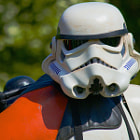 Постер, плакат: Stormtrooper at Legoland Star Wars Day