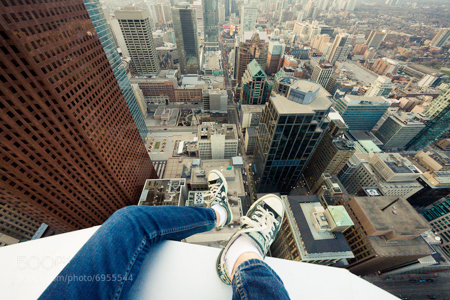 Photograph Almost (I'll Make Ya) Famous by Roof Topper on 500px