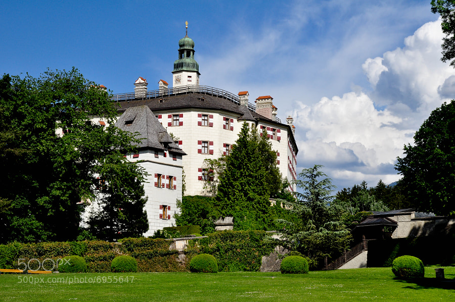 Photograph schloß amras by helmut flatscher on 500px
