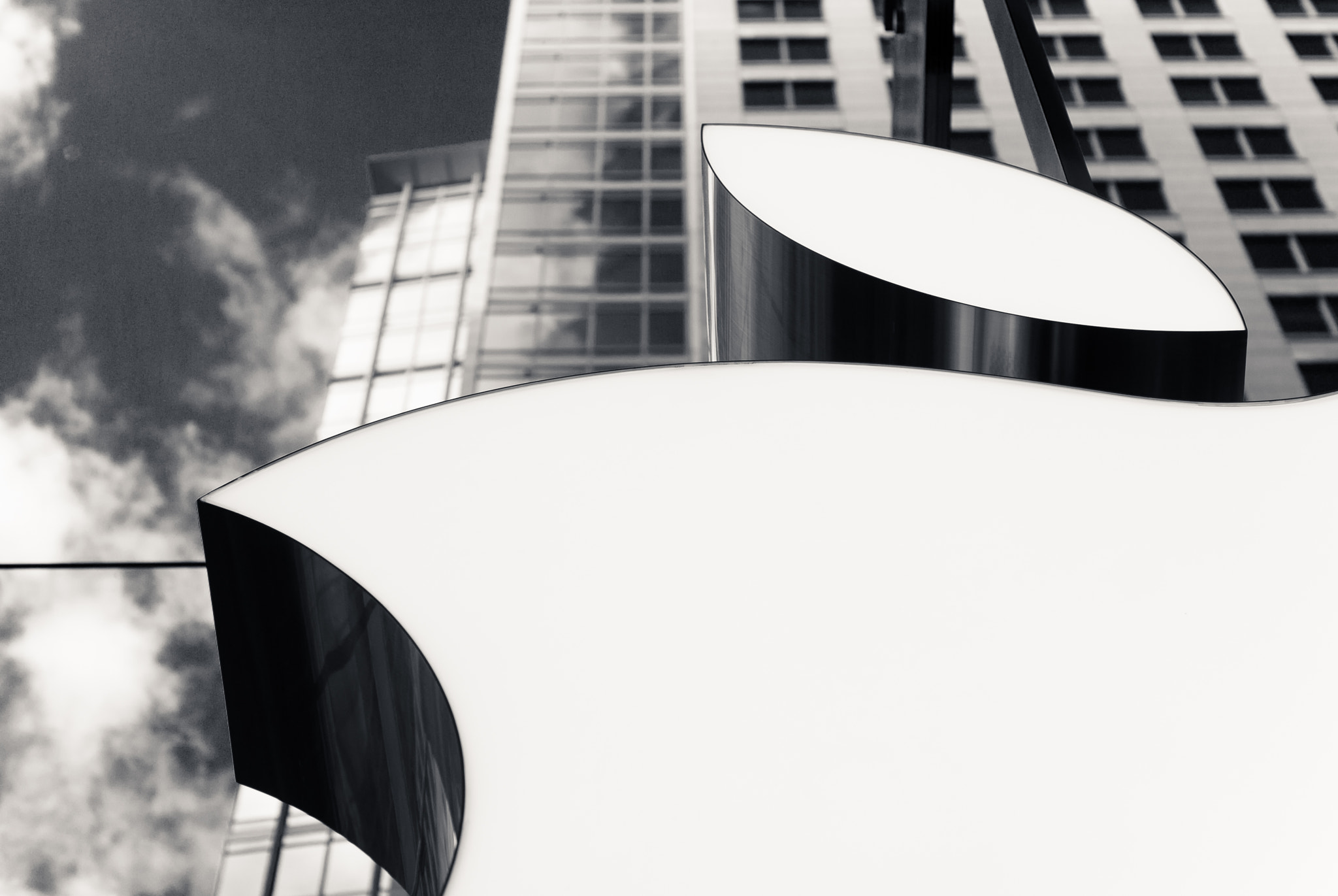 Photograph apple by Phill Farrugia on 500px