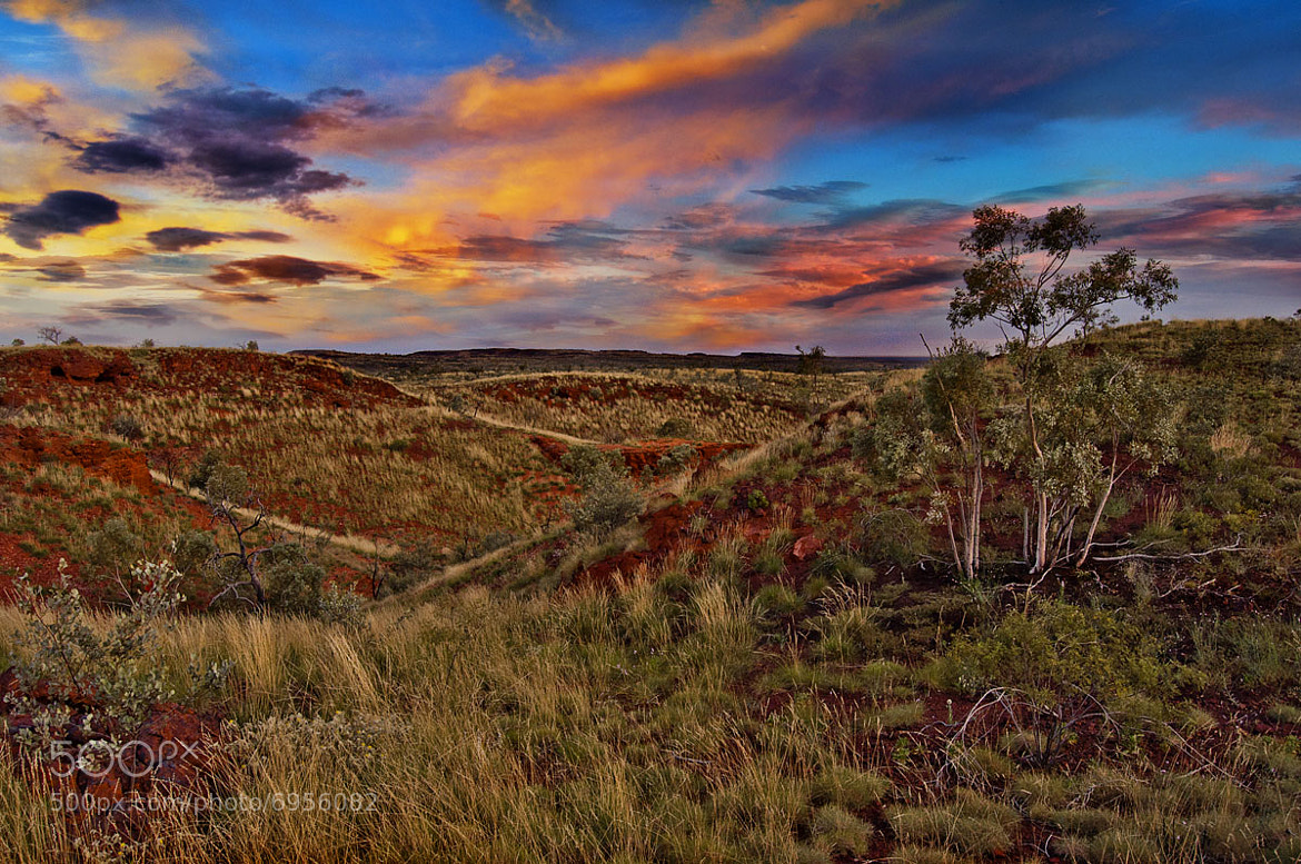 Photograph pilbara glow by shane schilders on 500px