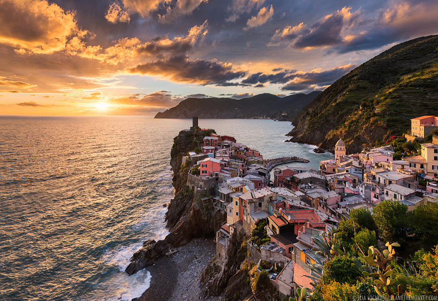 Song Of The Sea by Elia Locardi on 500px