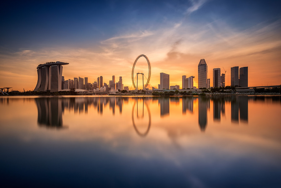 most beautiful cities in the world -Lumiose City by Jon Chiang on 500px.com