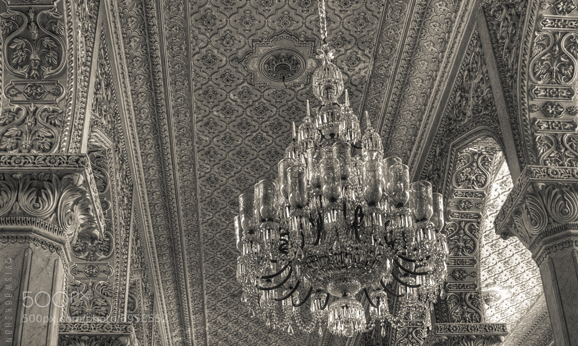Photograph Chandelier at Chowmahalla by Viswa Murali on 500px