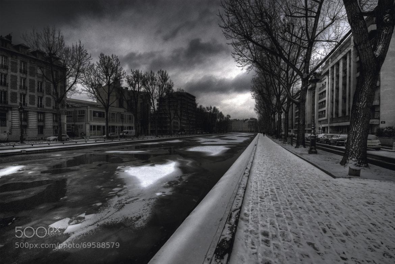 Winter in Paris - SEO consulting