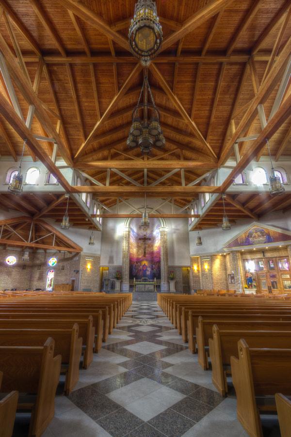 St. Clare of Assisi church