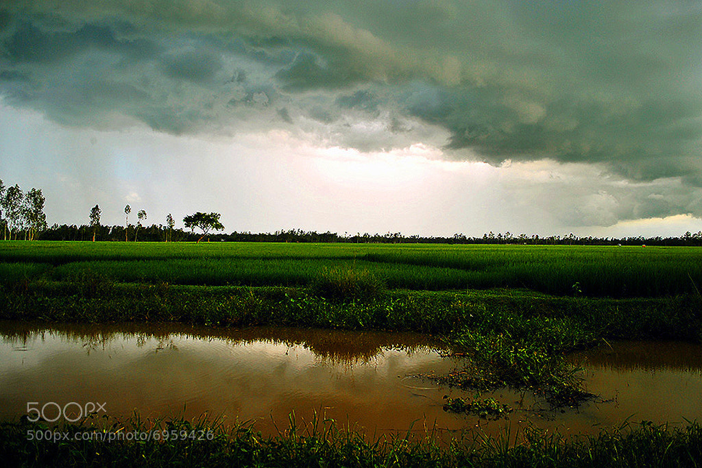 Photograph Cloudy day by Motiur Rahman on 500px