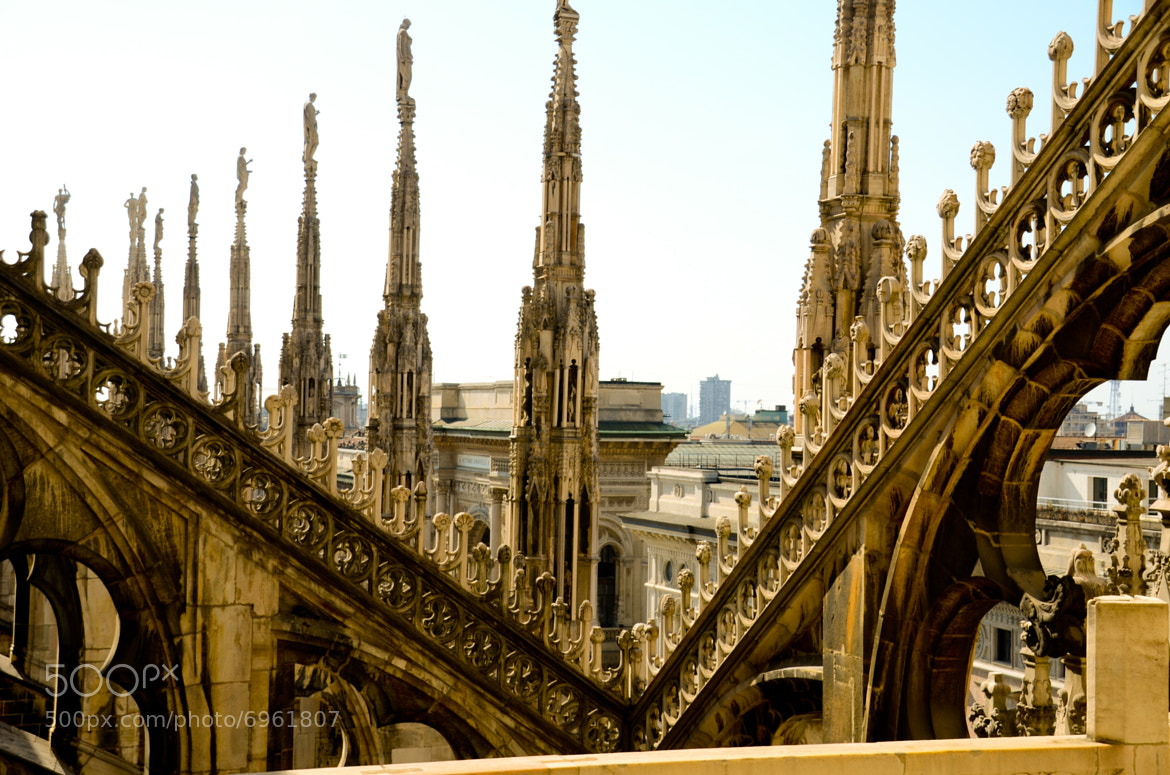 Photograph Duomo2 by Cyrus Bharucha on 500px