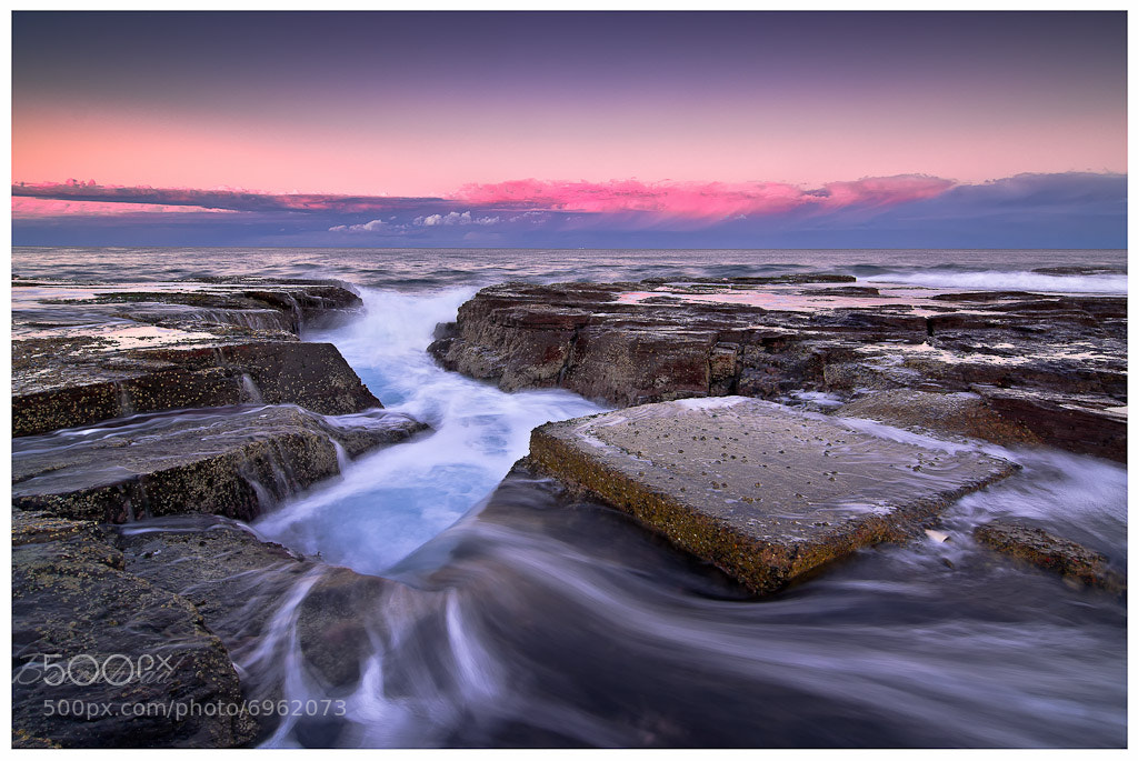 Photograph Narrabeen Sunrise by Graeme Gordon on 500px