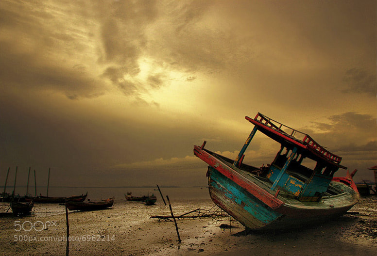 Photograph stranded by Teuku Jody  Zulkarnaen on 500px