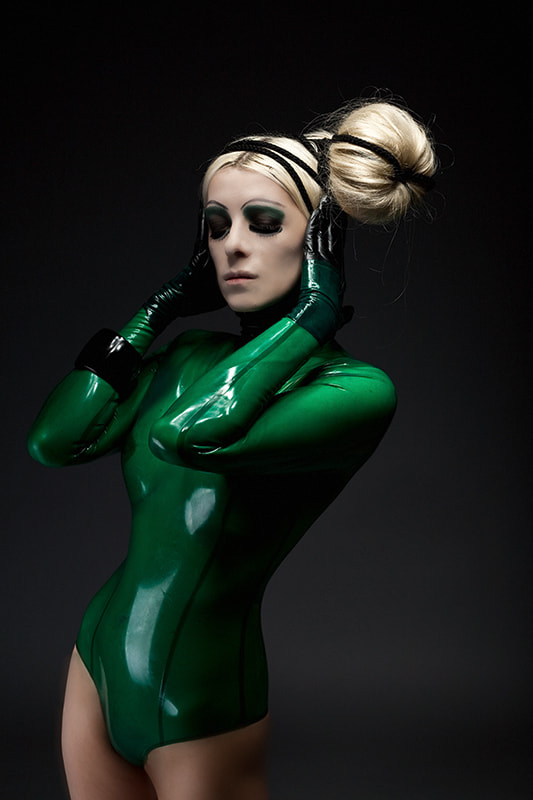 Photograph Green Latex by Colin German Albrecht on 500px