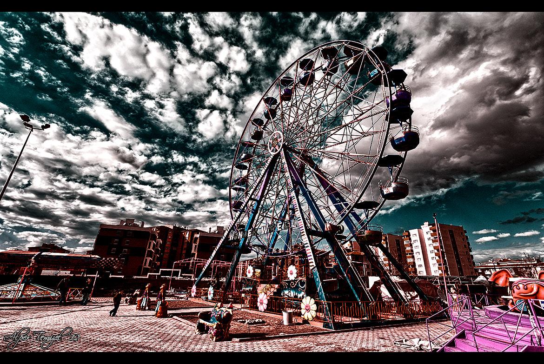 Photograph WonderWheel by Alper  Temizel on 500px