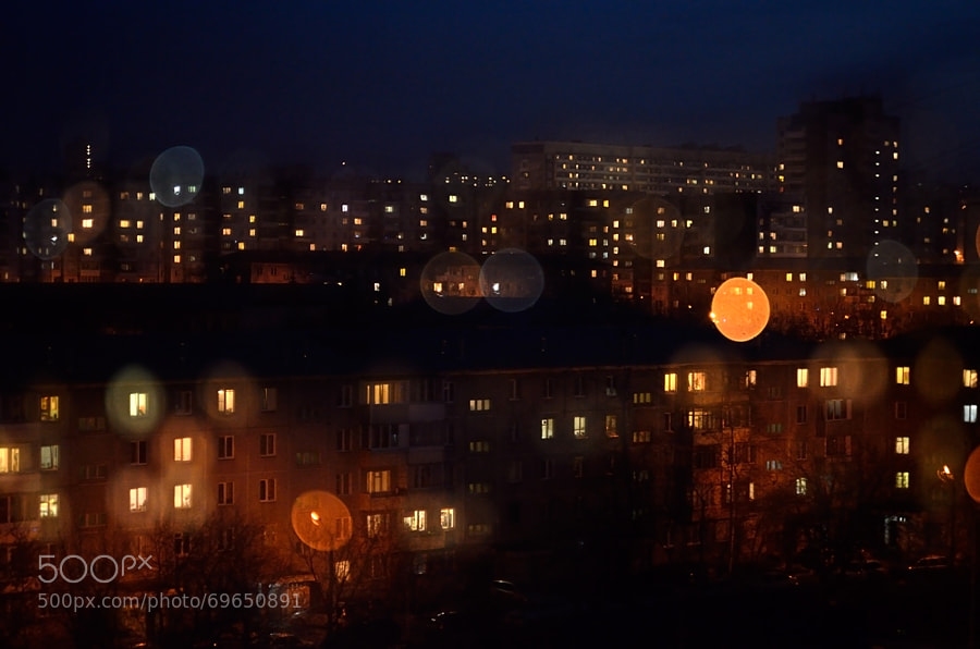 Photograph Out the window by Mikhail Maksakov on 500px