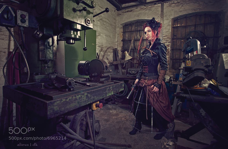 Photograph Steampunk #2 by Katja Alieva on 500px