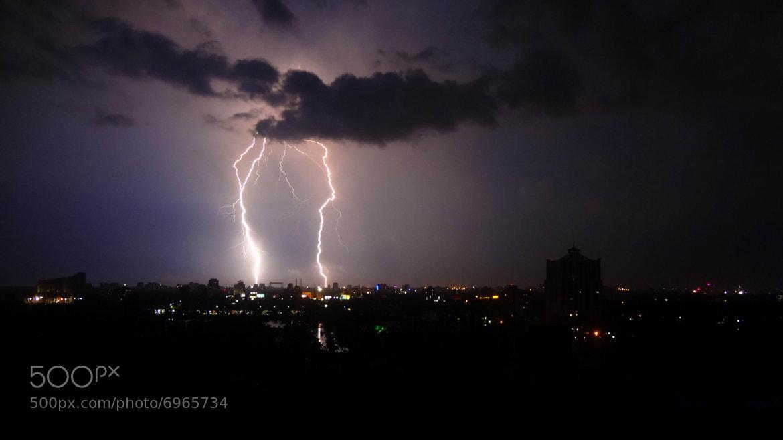 Photograph Lightning by ojeeez z on 500px