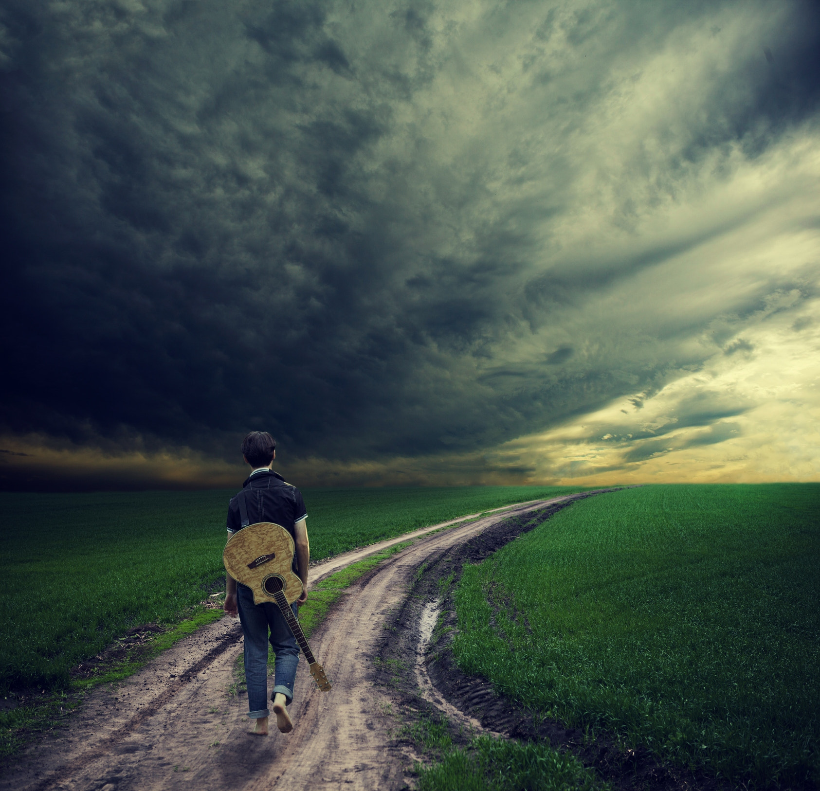 Photograph I'm on my way by Maryna Khomenko on 500px