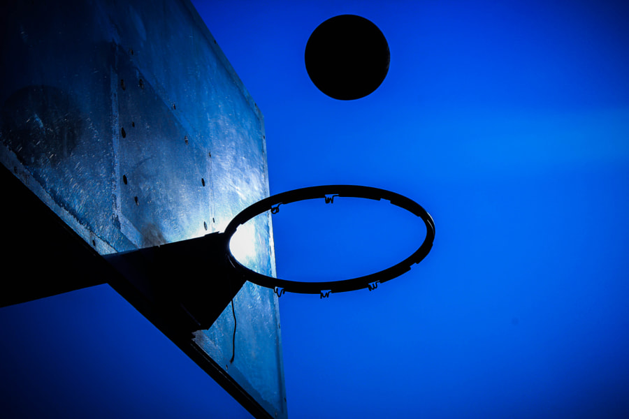 basketball by arun rahi on 500px.com