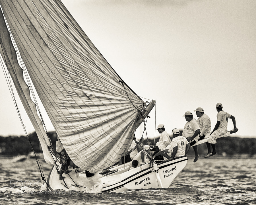 Image from the 61st National Family Island Regatta in Great Exuma The Bahamas.