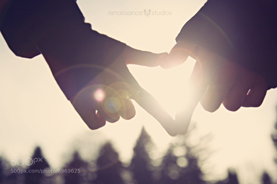 Photograph I Heart You by Renaissance Studios on 500px