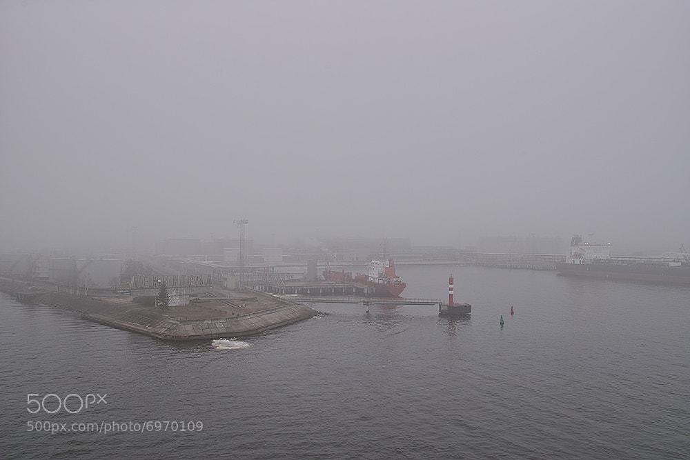 Photograph Leningrad morning by Aleksey Lubimov on 500px