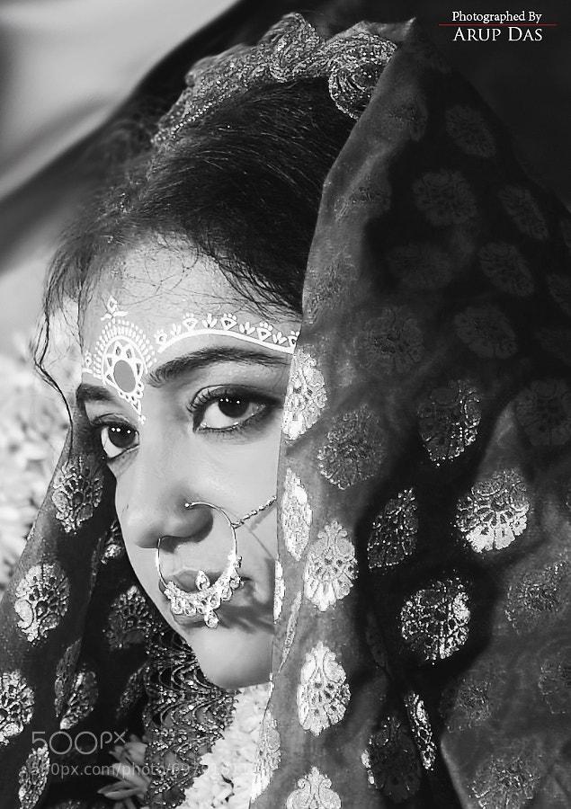Bengali Bride . . .