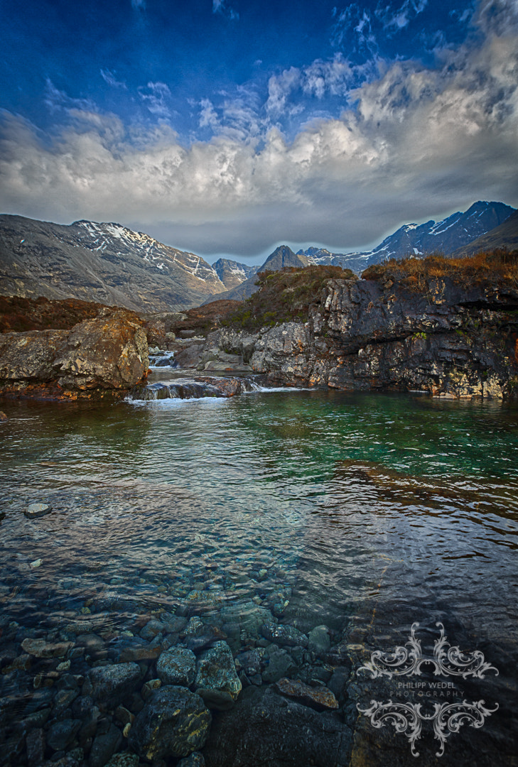 Photograph Fairy Pools by Philipp Wedel on 500px