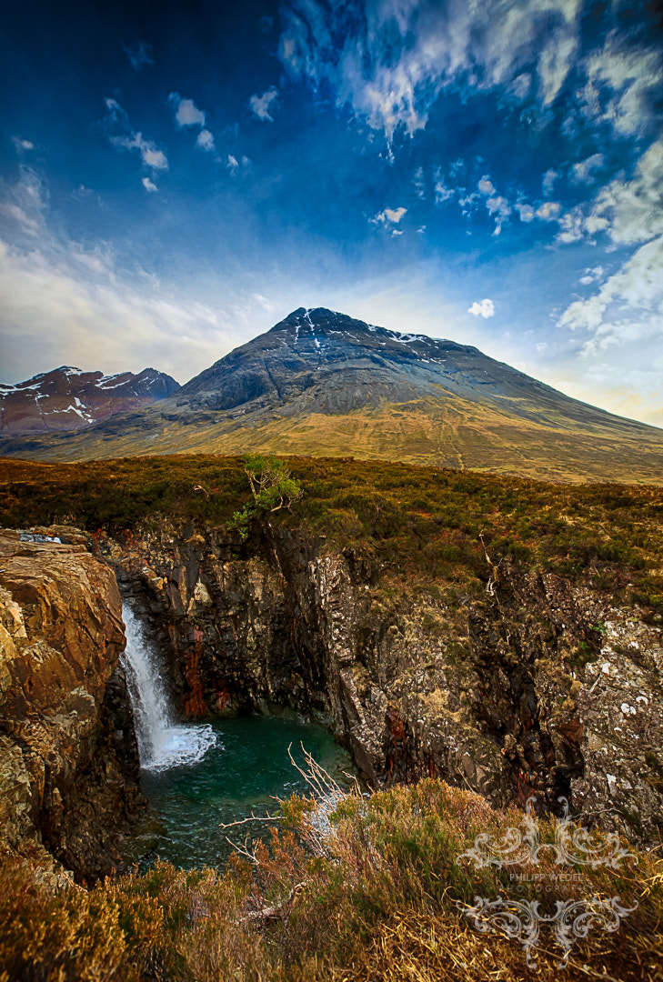 Photograph Fairy Pools II by Philipp Wedel on 500px