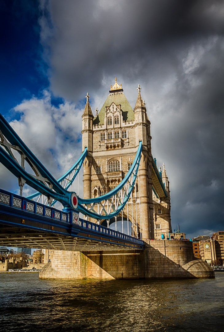 Photograph Tower Bridge by Philipp Wedel on 500px