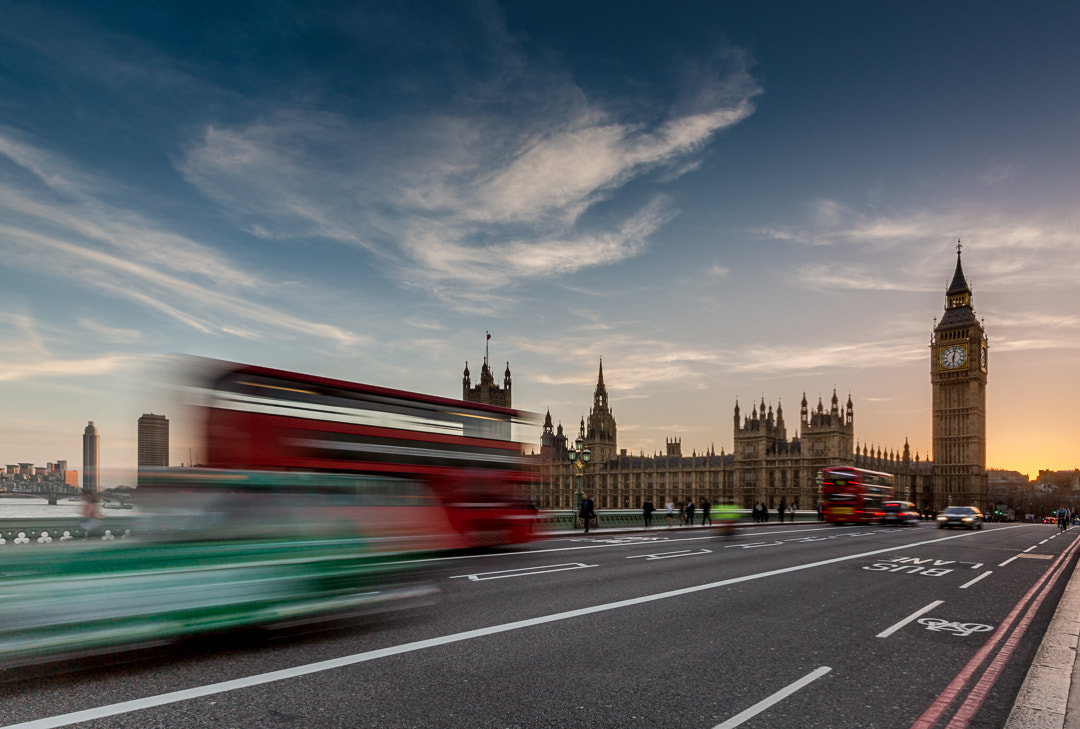 Photograph London Streetview I by Philipp Wedel on 500px