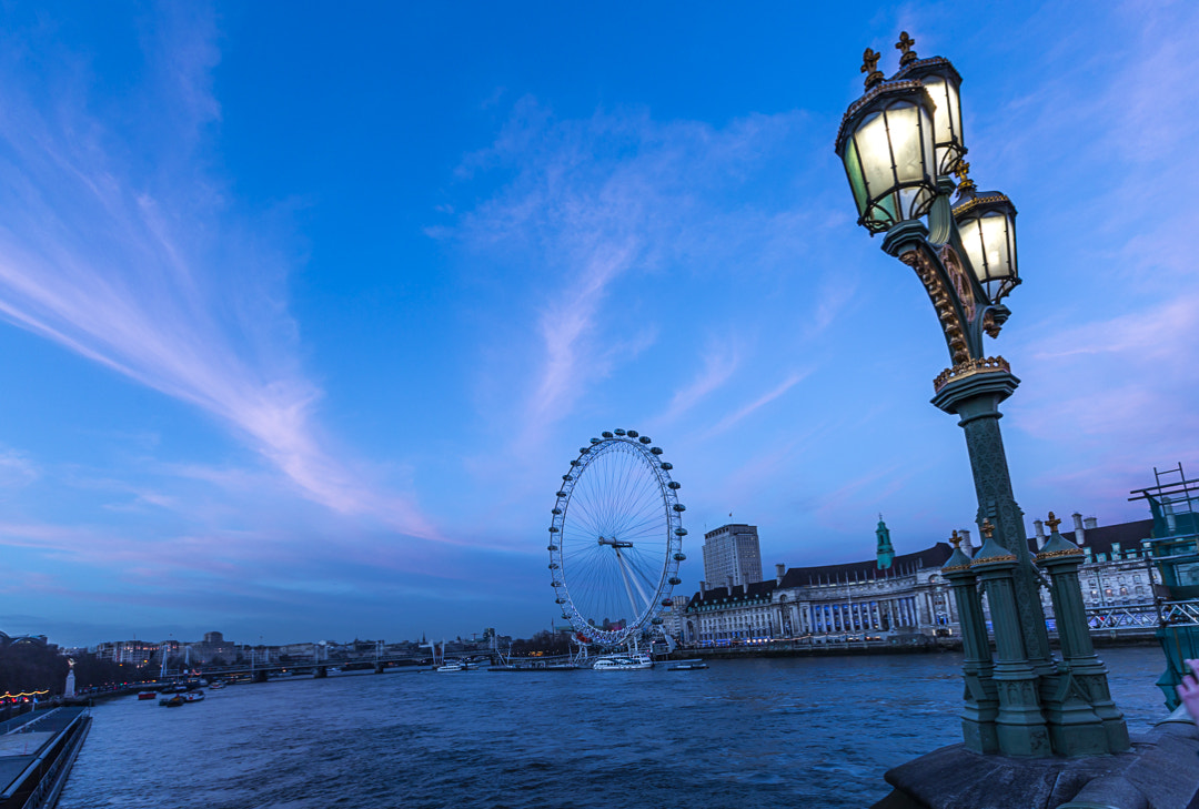 Photograph London Eye Waterfront by Philipp Wedel on 500px