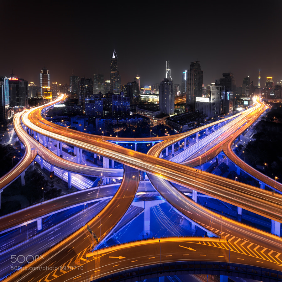 Rush Hour by Mathijs van den Bosch (MathijsvandenBosch)) on 500px.com