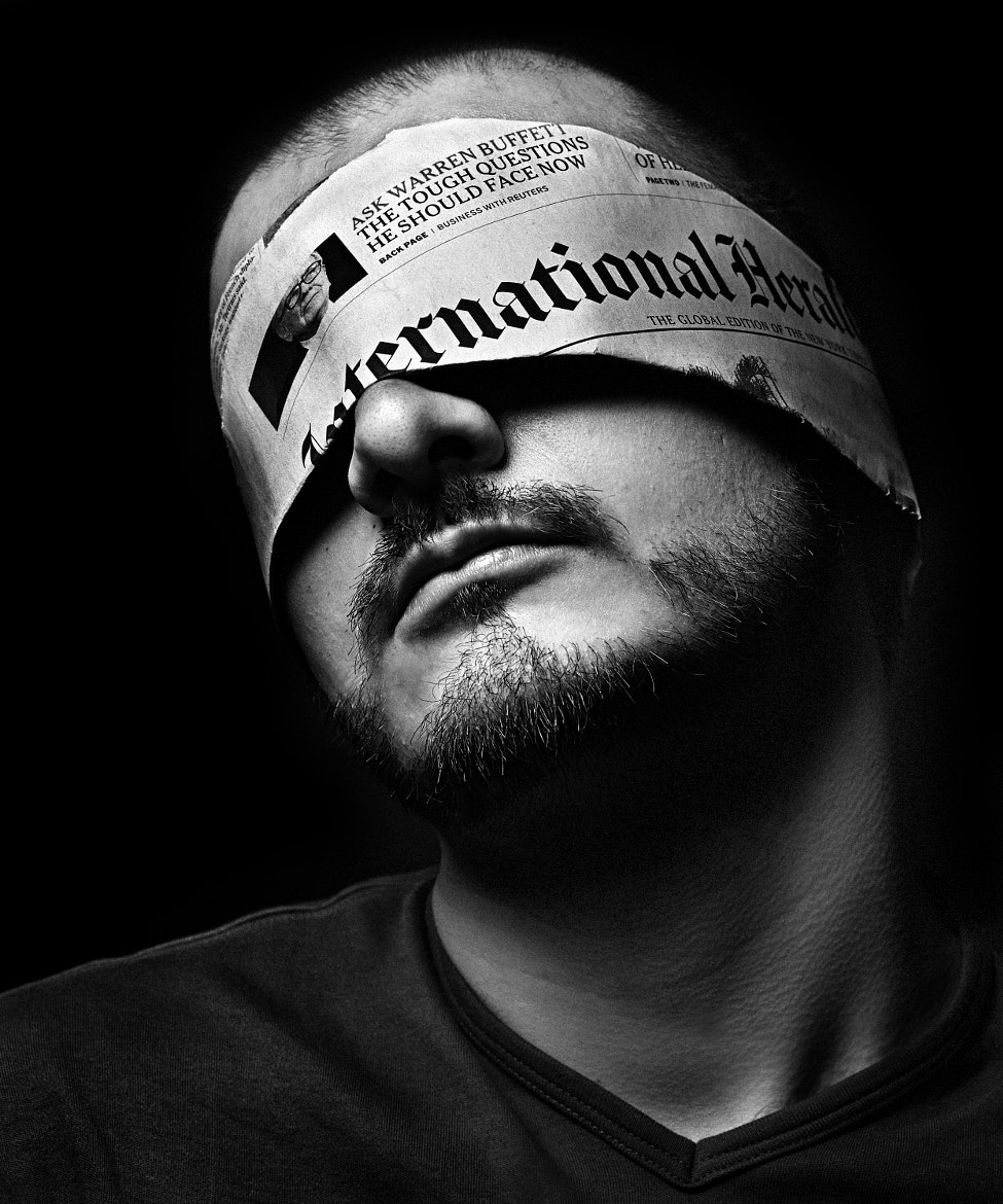 "Photograph ""Press freedom is fine by me if the press is freedom"" by Paolo Ippolito on 500px"