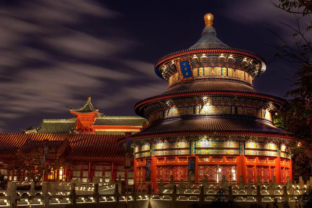 Photograph Temple of Heaven by Brian Furbush on 500px