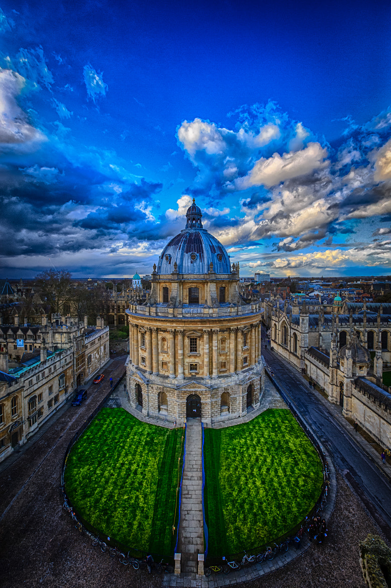 Photograph Oxford View by Philipp Wedel on 500px