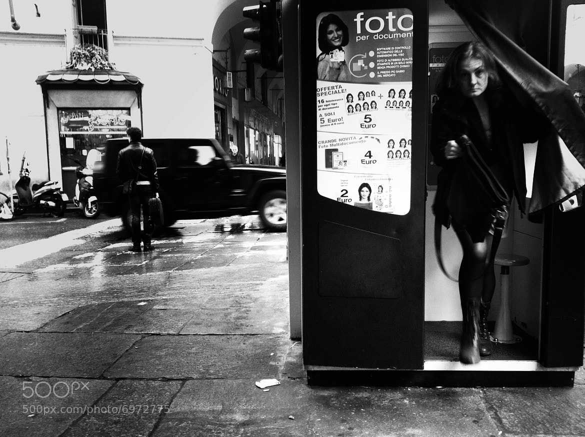 Photograph Photo booth by Alessandro Greganti on 500px