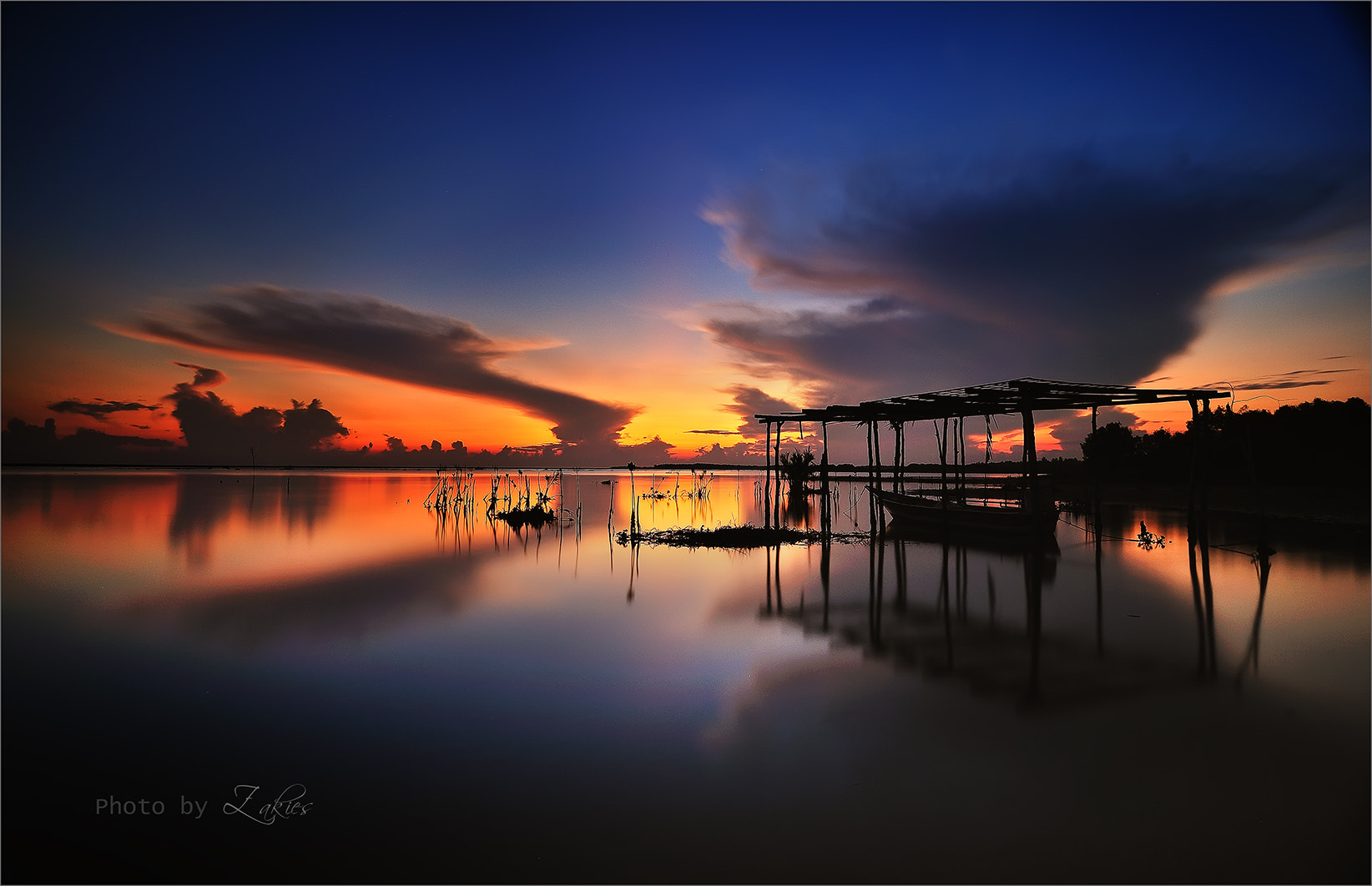 Photograph Morning Jubakar by Mohd Zaki Shamsudin on 500px
