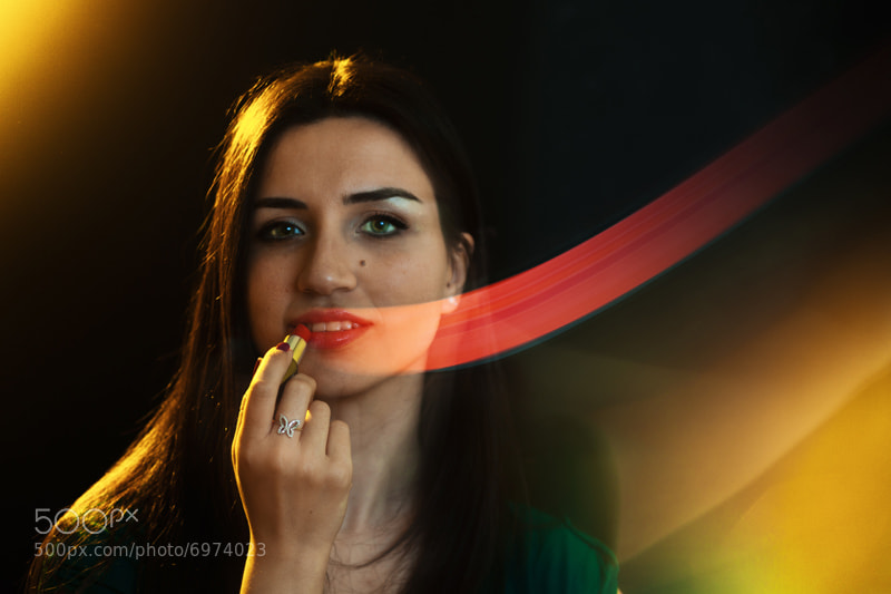 Photograph Makeup by Kutay Kösem on 500px