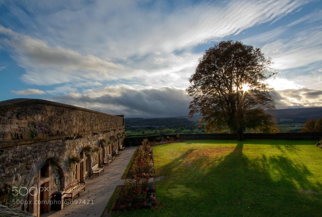 Photograph Stirling Shadows by Brian Furbush on 500px