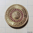 Постер, плакат: $2 Coin Queen Elizabeth II 60 Years