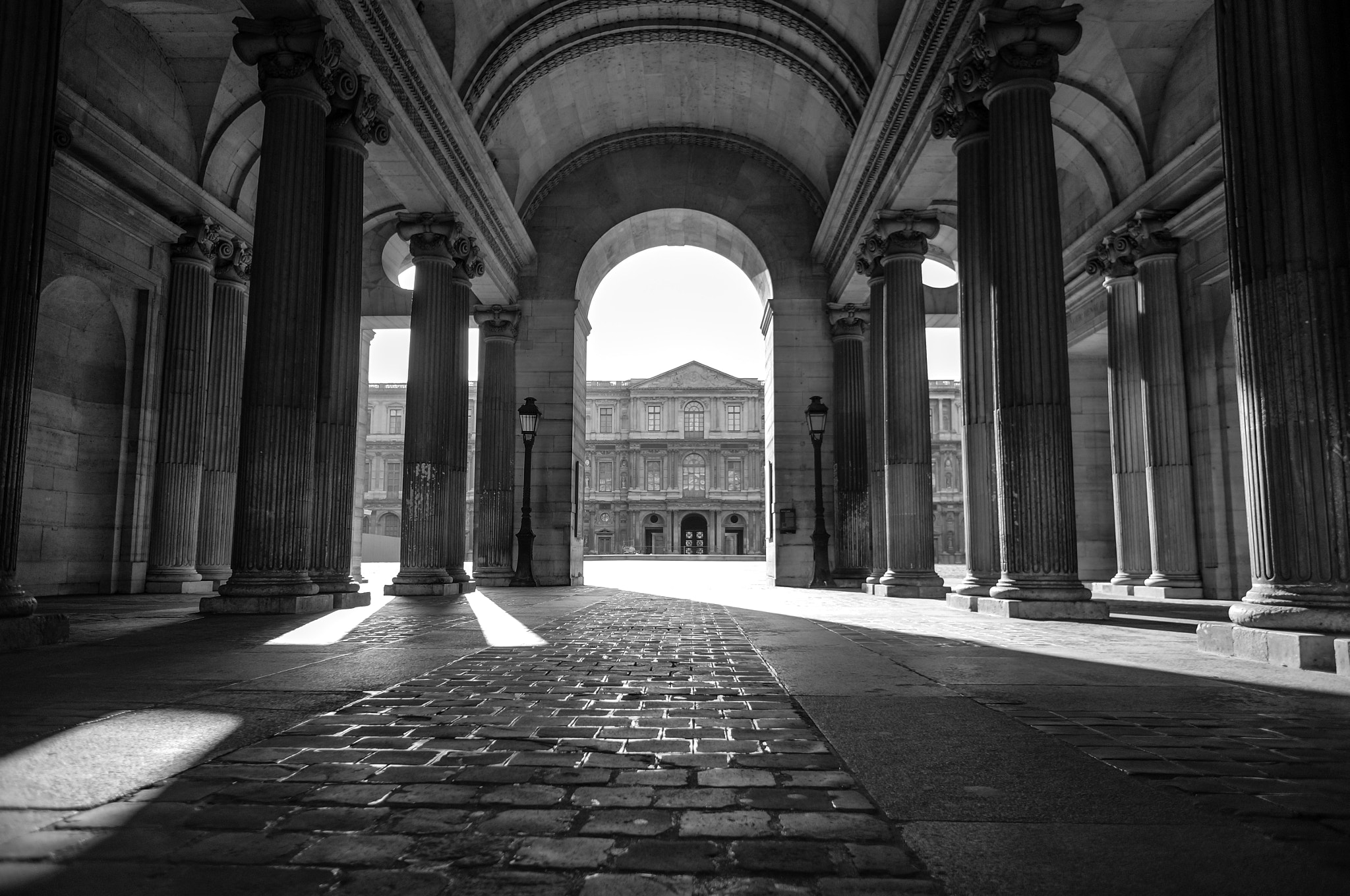 Photograph Le Louvre by @ harnahud on 500px