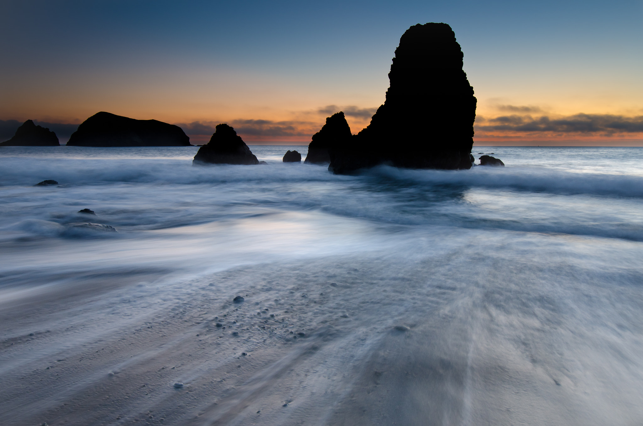 Photograph Rodeo Beach by Sudheer G on 500px